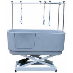 Bañera de polietileno eléctrica