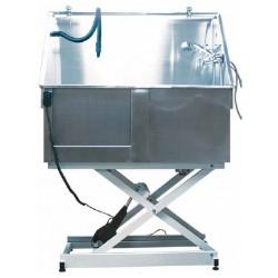 Bañera eléctrica de acero inoxidable