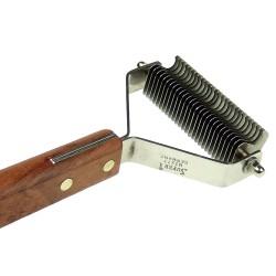 Coat King Genesis de 27 cuchillas en L