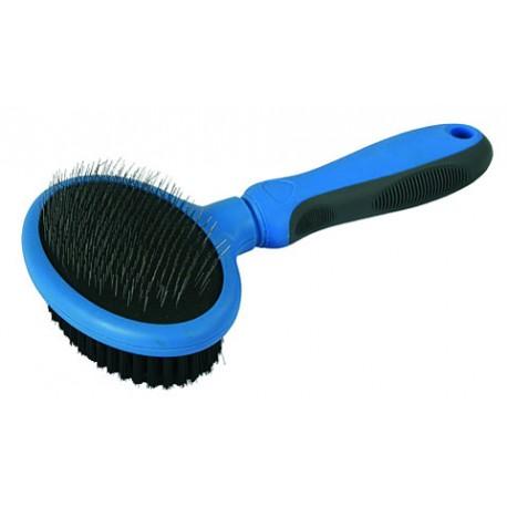 Cepillo doble flexible