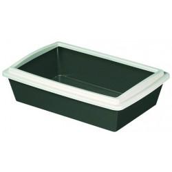 Caja para arena con reborde anticaída - Medidas: 50x35x12 cm