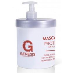 Mascarilla Genesis con proteína