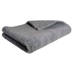 Alfombra absorbente gris 1x0,75 m