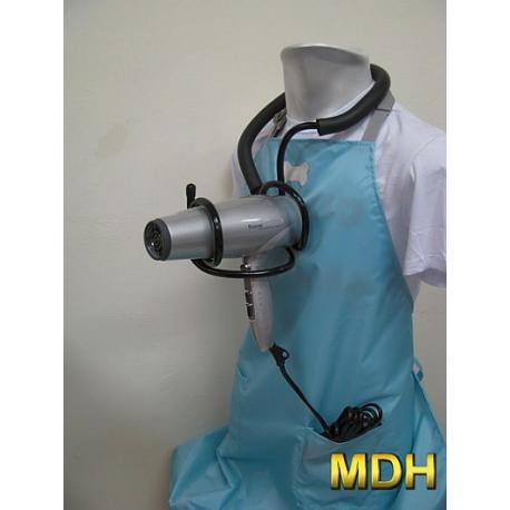 Colgador de cuello para secador