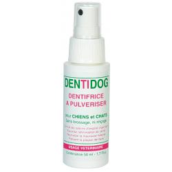 Dentífrico en Spray para perros y gatos