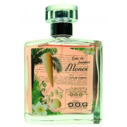 Perfume de Monoï, spray de 100 ml - Fragancia tropical.