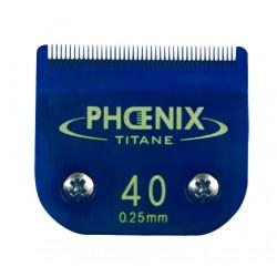 Cabezal PHOENIX TITANIUM CERAMIC 0,25mm Size 40
