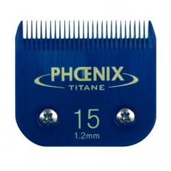 Cabezal PHOENIX TITANIUM CERAMIC 1,2mm Size 15
