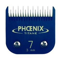 Cabezal PHOENIX TITANIUM CERAMIC 3mm Size 7