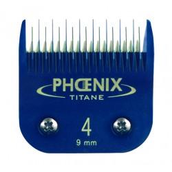 Cabezal PHOENIX TITANIUM CERAMIC 9mm Size 4