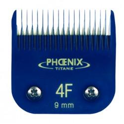 Cabezal PHOENIX TITANIUM CERAMIC 9mm Size 4F