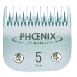 Cabezales PHOENIX 6mm Size 5