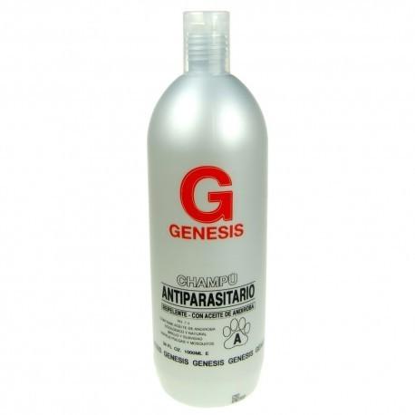 Champú/Spray repelente